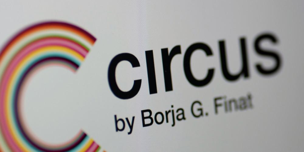 Diseño y creación de la web de Circus